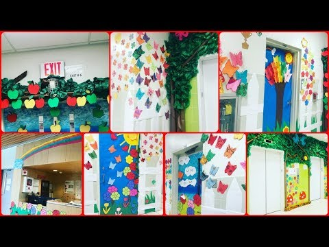 Play School decorations ideas || creative pre school decorations ||