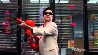 Repeat youtube video Senor Chang - Paintball Scene