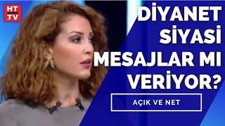 CHP, Erbaş'ı eleştirmekte haklı mı? Nagehan Alçı yanıtladı