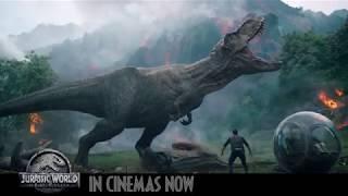 The park is in the past. #JurassicWorld #FallenKingdom