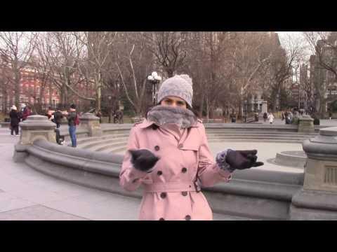 Washington Square Arch visit