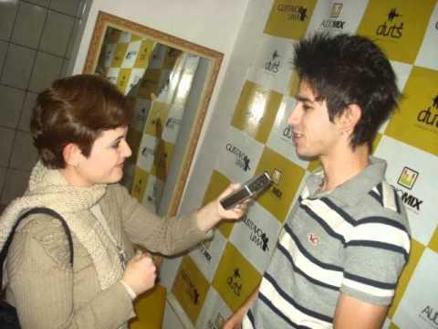 Geiza Carla entrevista Gustavo Lima