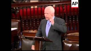 Heated US Senate debate on Iraq