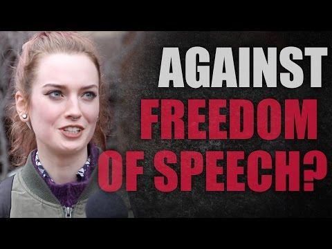 Two big reasons my generation hates free speech