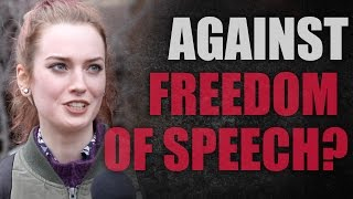 Two big reasons my generation hates free speech