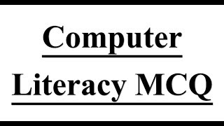 Keonics Computer Literacy Test Questions And Answers Pdf