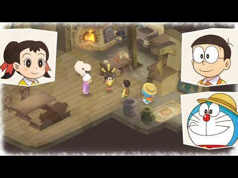 Doraemon - Story of Seasons - 1st 20 Minutes of Gameplay - BORING GAME - Max Settings 4k 60FPS |