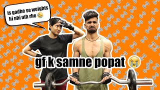 1st Day At Gym After Lockdown | Vlog#2 | Suraj Pal Singh