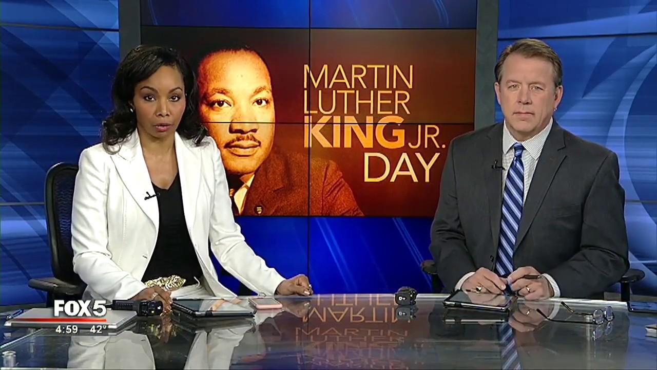 Rev Martin Luther King Jr Day Service In Atlanta Youtube