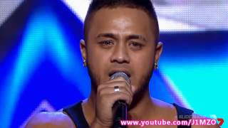 Ofisa Toleafoa (Tee) - The X Factor Australia 2013 - AUDITION [FULL]