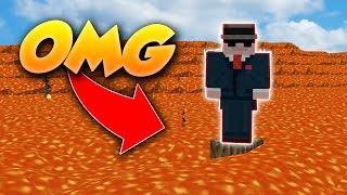 DÉFI THE FLOOR IS LAVA 100% RAGE EPIC - Minecraft PARKOUR