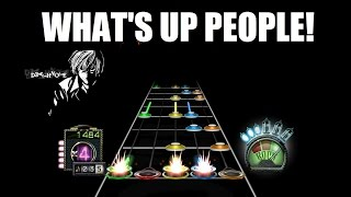 guitar hero custom what39s up people