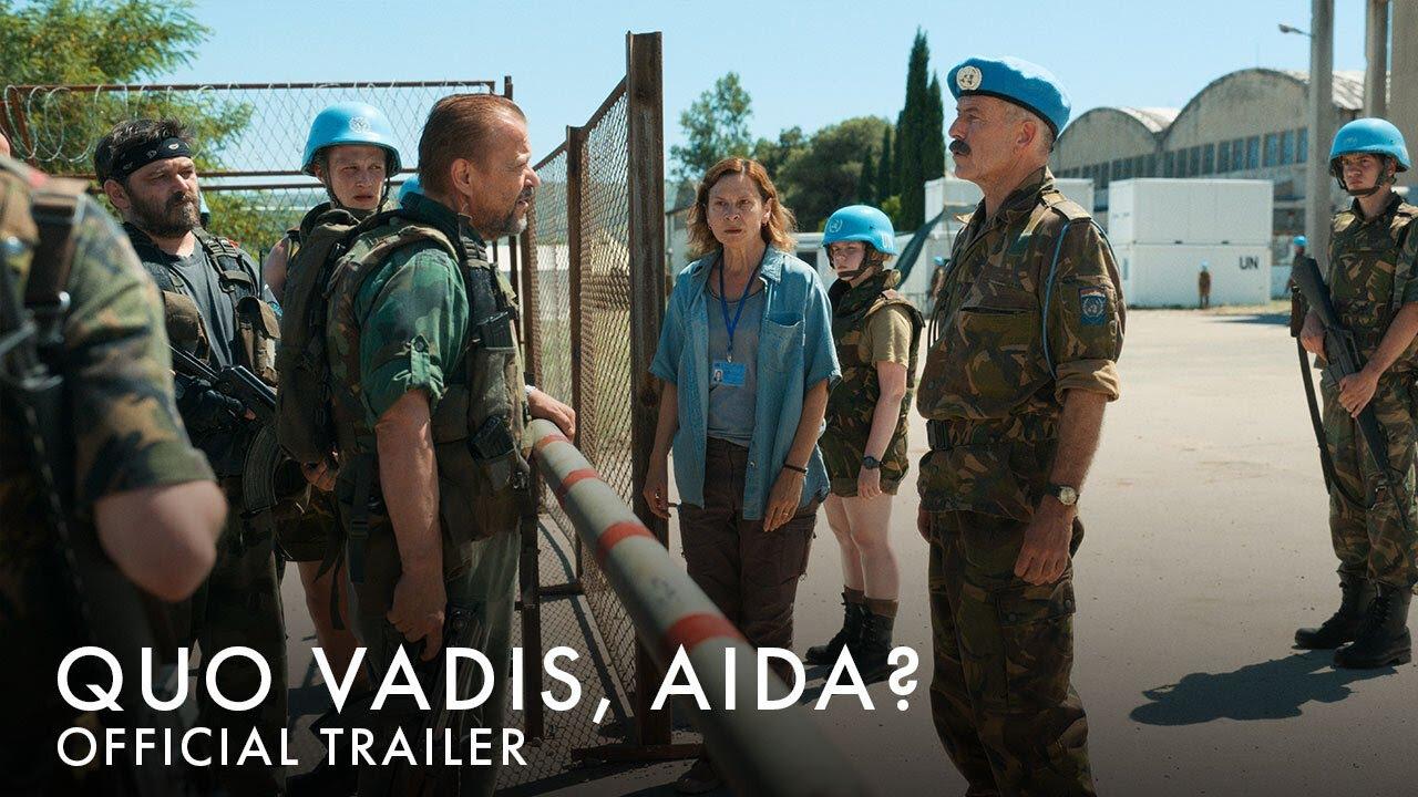 Download QUO VADIS, AIDA? | Official UK Trailer [HD]
