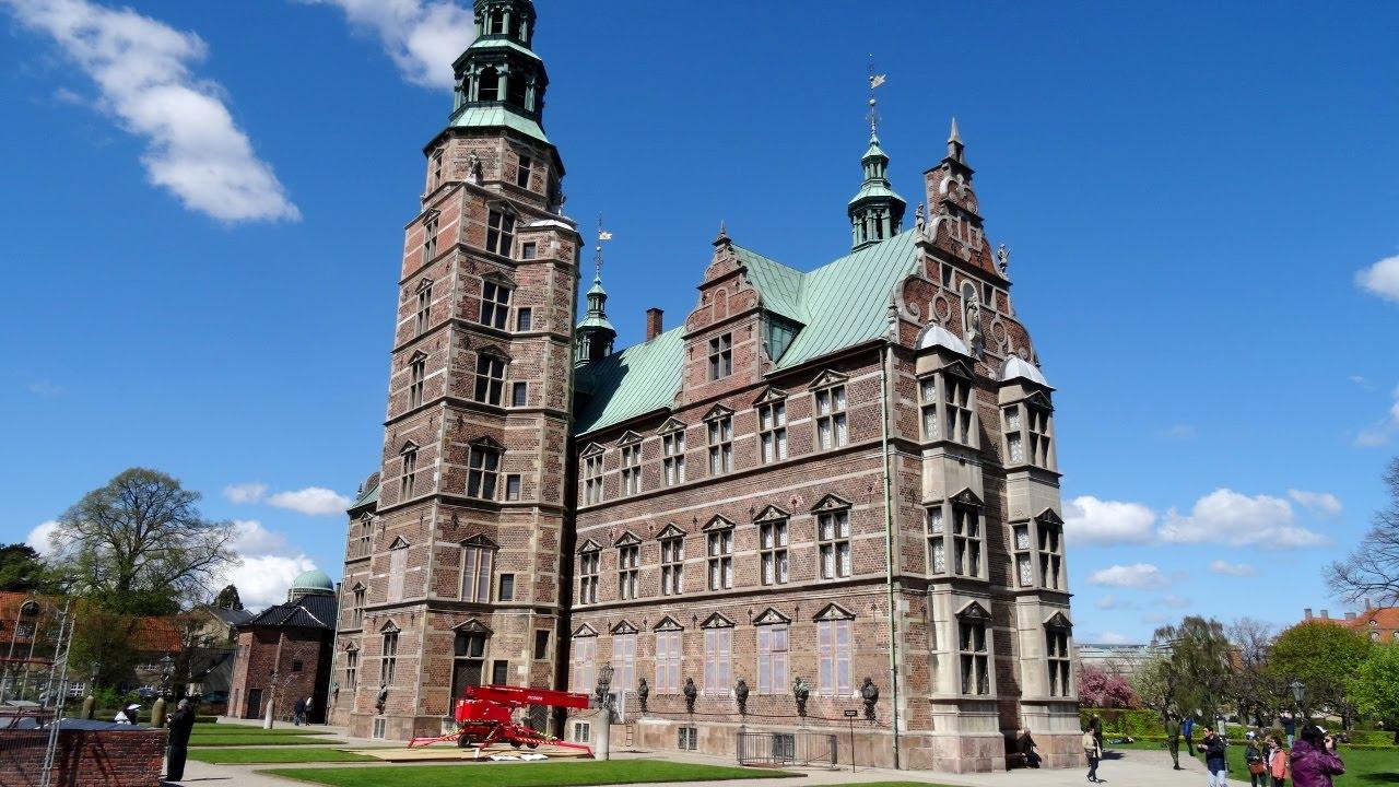 Afbeeldingsresultaat voor rosenborg slot