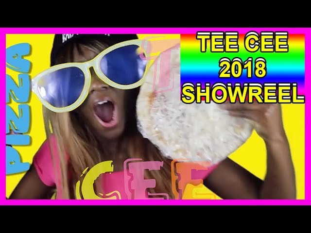 Tee Cee TV Presenter Showreel