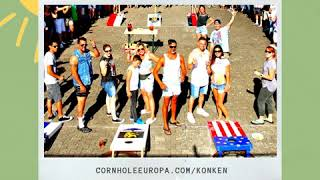 Cornhole Club in Germany: Konken.  Charity Costume party & cornhole Nov 16