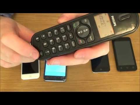 How to use your MOBILE Cell Phone for LANDLINE Telephone cal