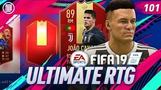 CHAMPS REWARDS!!! ULTIMATE RTG - #101 - FIFA 19 Ultimate Team thumbnail