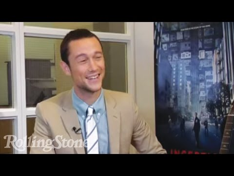 Off the Cuff With Peter Travers: Joseph Gordon-Levitt