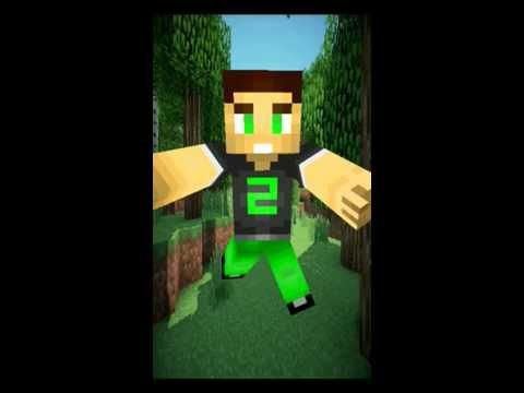 Como Hacer Un Wallpaper De Minecraft 3d Android Youtube