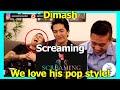 Dimash Qudaibergen   Screaming   Оfficial MV   Reaction   Asian Australian   Asians Down Under