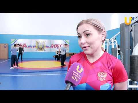 Новости UTV. В Стерлитамаке студенты познакомились с работой сотрудников МВД