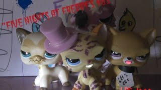 "Lps клип ""Five nights at Freddy's [RUS]"
