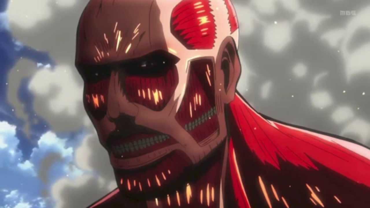 Attack On Titan Burning