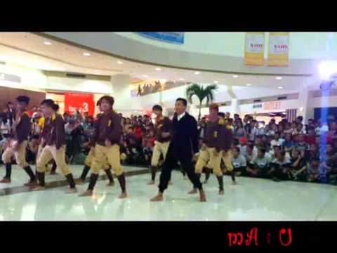 ♫♫ Robinsons Starmills COF/Kapampangan Hip Hop/ /11-24-2015 ♫♫