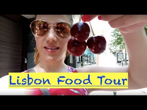 LISBON FOOD TOUR with Culinary Backstreets: Food in Portugal
