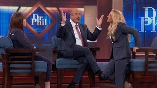 Dr. Phil To Mom Who Admits She Gave Up Trying To Get Custody Of Daughter: 'She Deserves An Answer'
