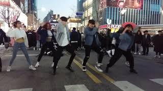 2019.2.17&신촌유플렉스현대백화점앞&버스킹&혼성댄스팀&I.D&by Bigstart