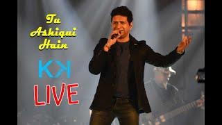 Tu Ashiqui Hain   KK Live   PanihatiUtsavExclusive