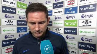 """This shows us how far we need to go"" Frank Lampard's young Chelsea side handed a reality check"