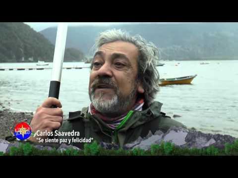 Dulce Patria 2015 Cap 5 Puerto Cisnes HD Broadcast