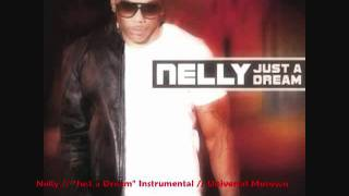Nelly - Just a Dream (Instrumental - No Hook + LYRICS)2.flv