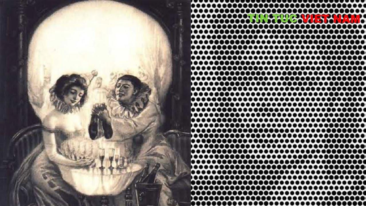 Những ảo ảnh hại não có một không hai bạn sẽ không tin chúng đang tồn tại