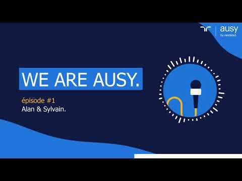 we are AUSY - ep1 - Alan & Sylvain