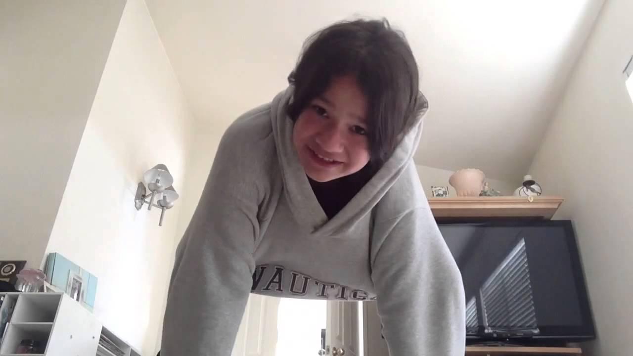 Sweatshirt Legs - YouTube