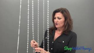 When to Use Real Crystal Beads, When to Use Acrylic Beads- ShopWildThings