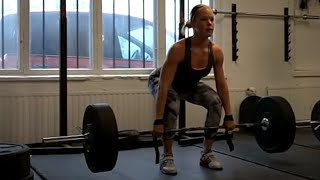Hang Clean Training from G. Zobach