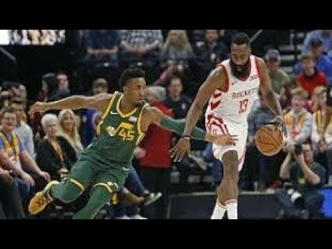 Houston Rockets vs Utah Jazz NBA Full Highlights (3rd February 2019)