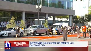 Governor declares state of emergency due to 'civil unrest'