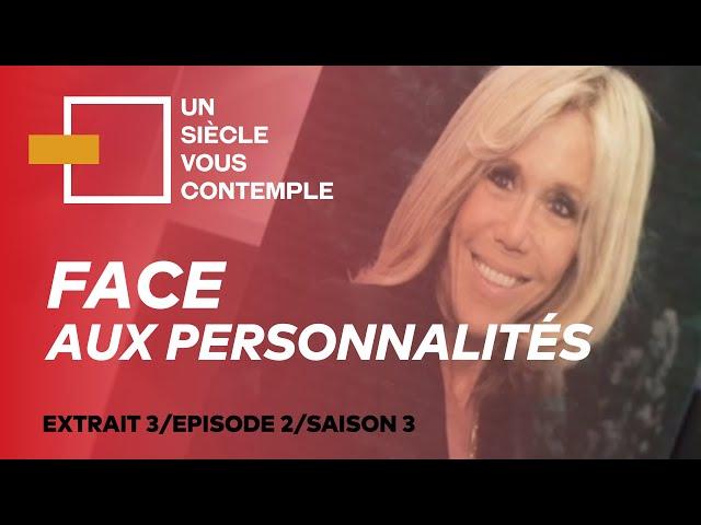 Mme de Boussac (106ans) face aux personnalités - Extrait 3|S03 E02|Un Siècle vous contemple