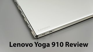 Lenovo Yoga 910 Review