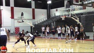 Brandon Ingram,Aaron Gordon,Zach Lavine,D'Angelo Russell USA Basketball Select Team ScrimmageHoopJab