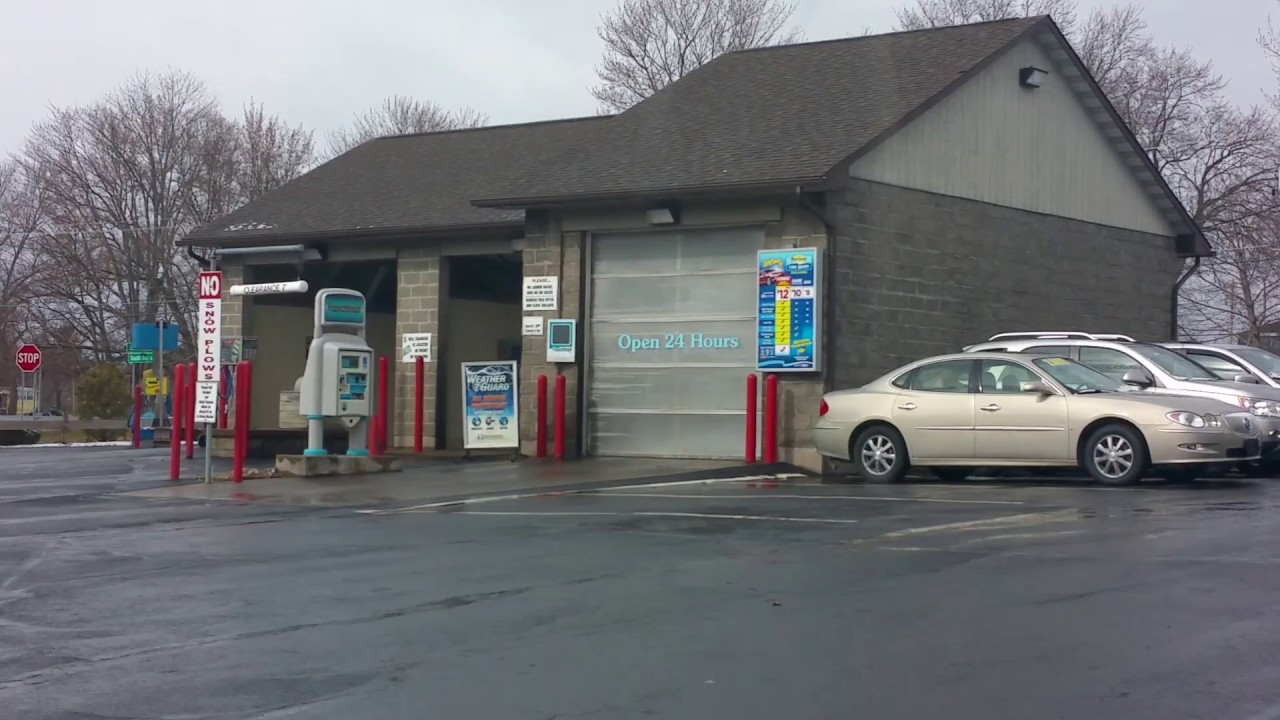 review of the horizon car wash in syracuse new york youtube. Black Bedroom Furniture Sets. Home Design Ideas