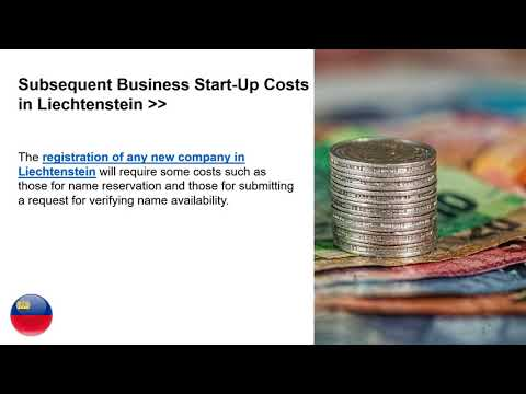 Business Start-up Costs in Liechtenstein