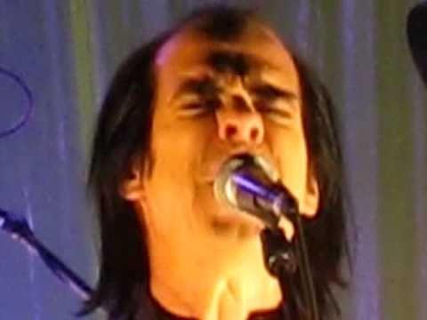 Worm Tamer, Grinderman, Nick Cave,  live in Paris 26/10/2010