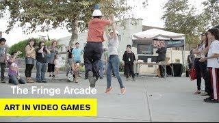 The Fringe Arcade - Art In Video Games - MOCAtv